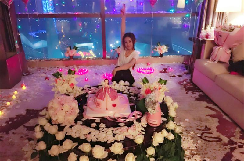 赵丽颖庆29岁生日