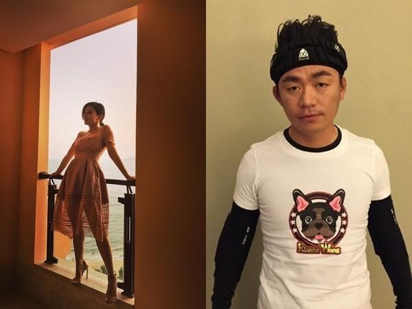 """王宝强被曝姐弟恋 女方是""""小范冰冰""""熊乃瑾"""