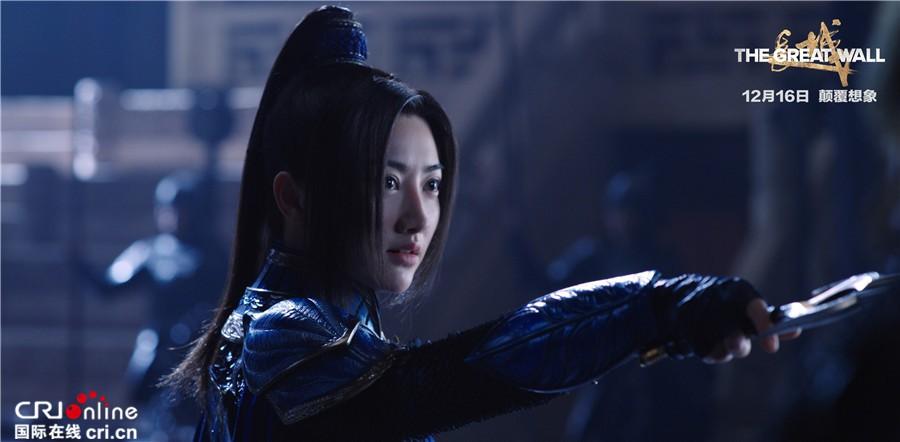 張藝謀終於說出景甜主演《長城》的原因,不服不行!