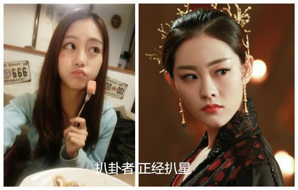 《三生三世桃花》十大女演員素顏照對比,誰更耐看?