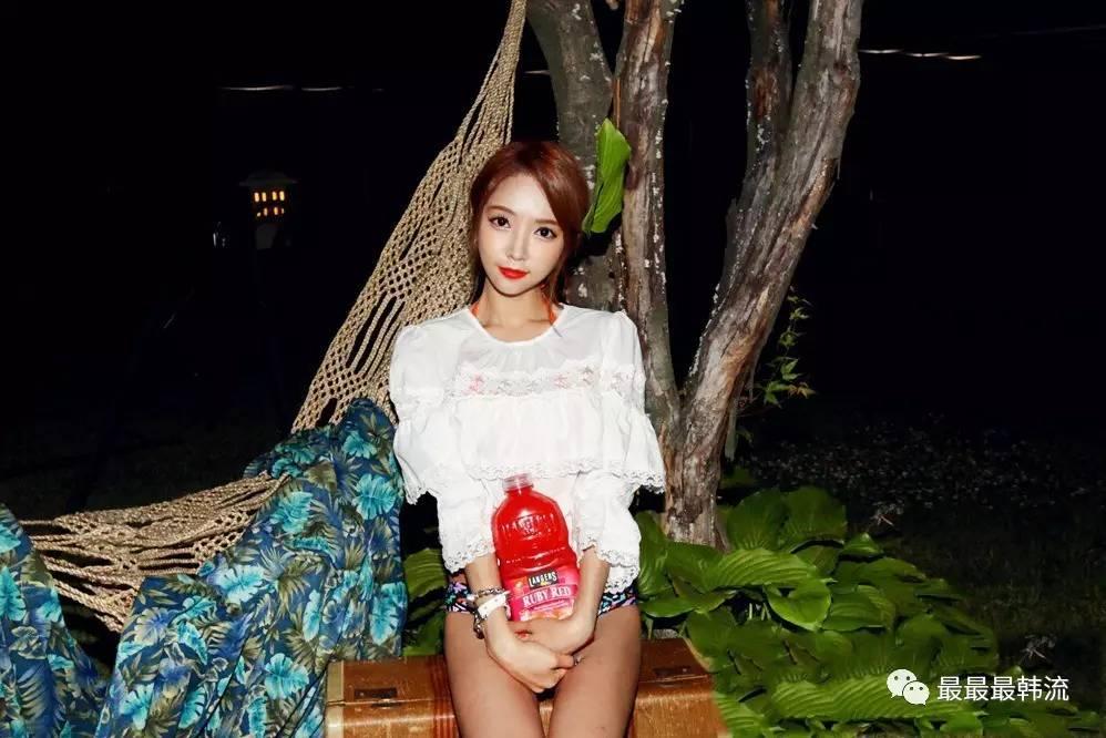 韓國宅男們最喜歡的女網紅Top10!胸大的模特為何輸給了平胸妹?