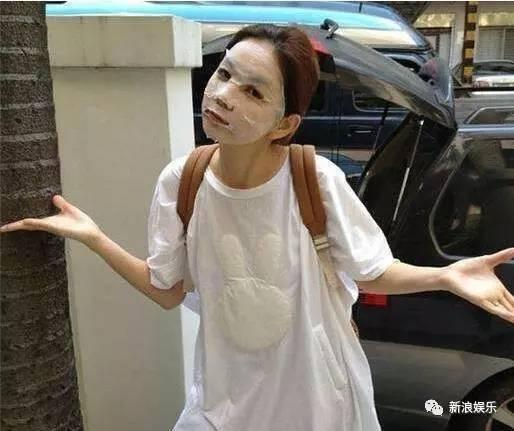 王俊凱可能不太會敷面膜!強迫症的我好想幫幫他→_→