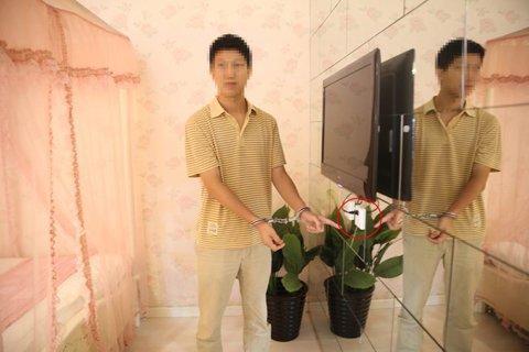 男子竟在情侶酒店安裝針孔攝像頭 滿足私慾(圖)