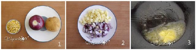 西式土豆玉米濃湯(組圖)