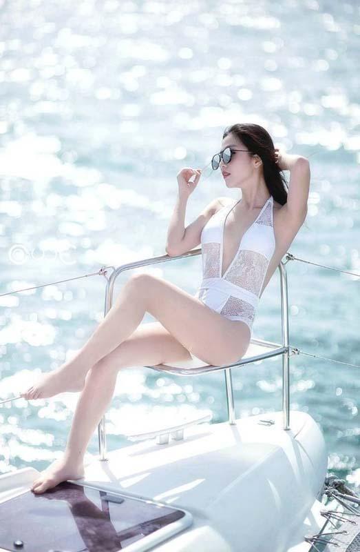 泰國最性感的模特,一個藏在深閨的完美女孩(多圖)