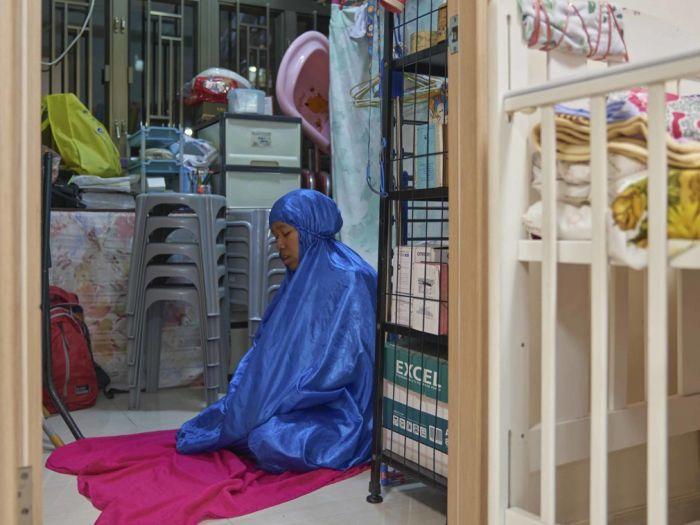 香港外佣荒:菲佣的真實生活是這樣的…(高清多圖)