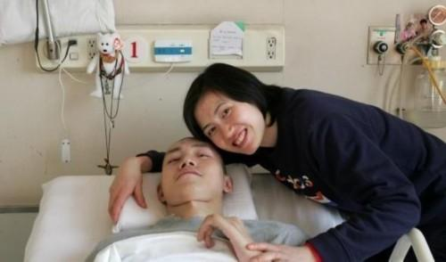 最美女排奧運冠軍,照顧癱瘓丈夫不離不棄(圖)
