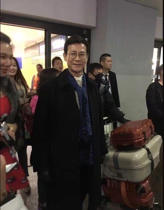 70歲鄭少秋近照曝光風流依舊:楚留香穿越了(多圖)