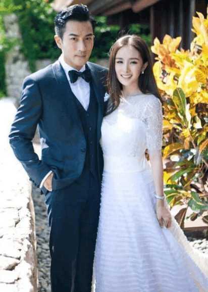 楊冪與劉愷威打破離婚傳聞, 老公這一做法挽救家庭(多圖)