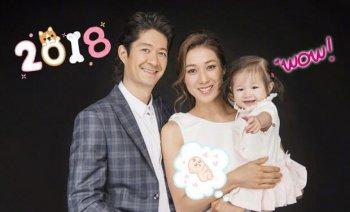 钟嘉欣晒B超图宣布怀二胎 与TVB合约期满谢栽培(图)