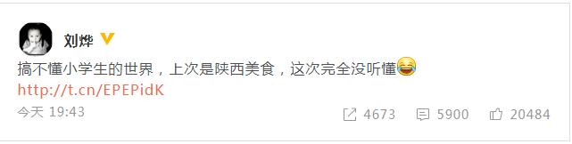 诺一喊麦摇滚范儿足 刘烨直呼搞不懂小学生的世界
