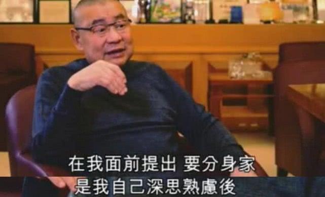 刘銮雄家产争夺战打响:前女友和儿子强强联手,甘比被双面夹击