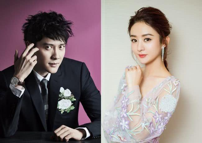 花千骨嫁给白马王子,赵丽颖和冯绍峰往日甜蜜是这样称呼对方的