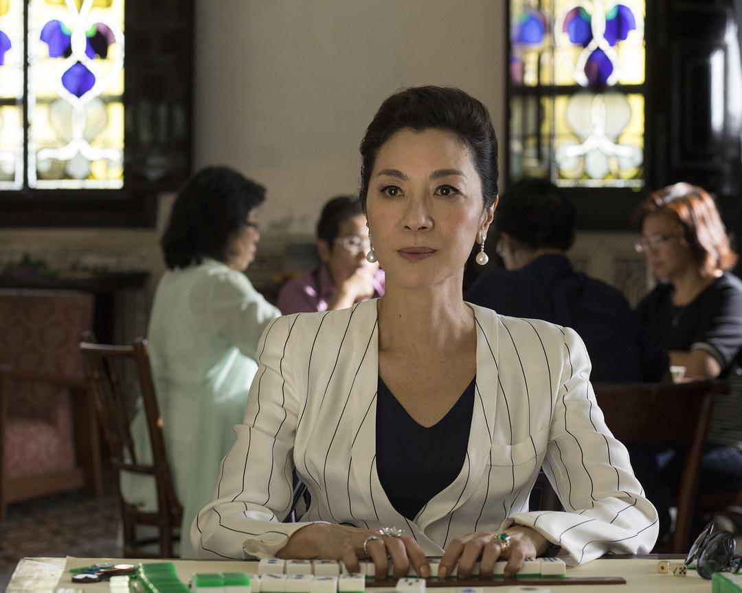 专访杨紫琼:亚裔电影人要努力讲好属于自己的故事