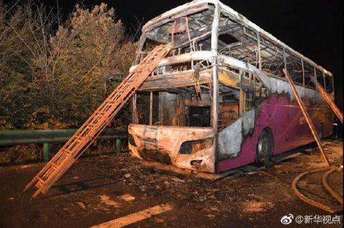 愤怒!湖南高速客车起火事故,竟是这个原因