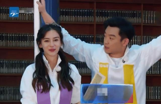 《奔跑吧》下期收视要爆了,请来一位高颜值女星,跟杨颖有得一拼