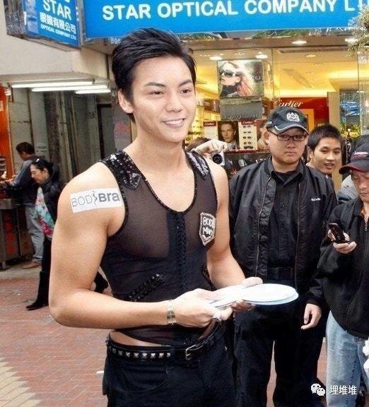 陈伟霆做错了什么,为什么他不被香港人待见?