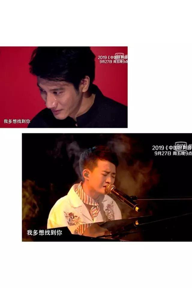 今晚中国好声音王力宏潸然泪下,抉择不定