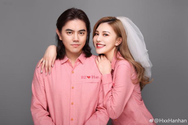 《康熙来了》制作人B2大婚,现场梦幻似童话,新娘网红造型注目