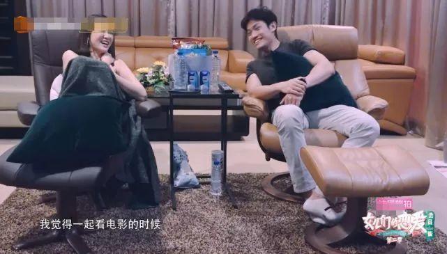 陈乔恩官宣恋情,她真的不知道艾伦私生活什么样吗?