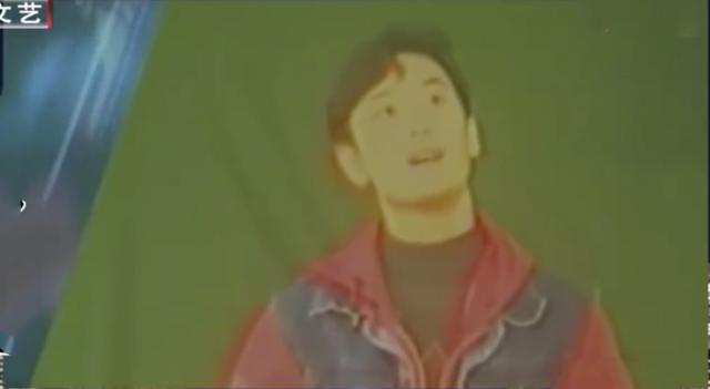 明星最大的痛是删不掉的艺考照片,刘烨长相忧郁,黄晓明靠颜值